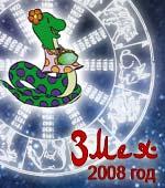 гороскоп Змеи 2008 год